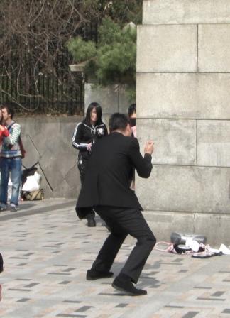 Mr. U2 En Harajuku