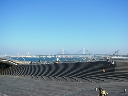 Yokohama-Osanbashi Pier