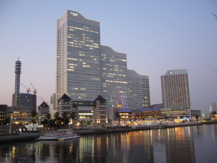 Yokohama-Queen's Square